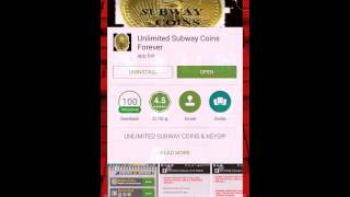 Easiest Way To Hack Subway Surfers On Android