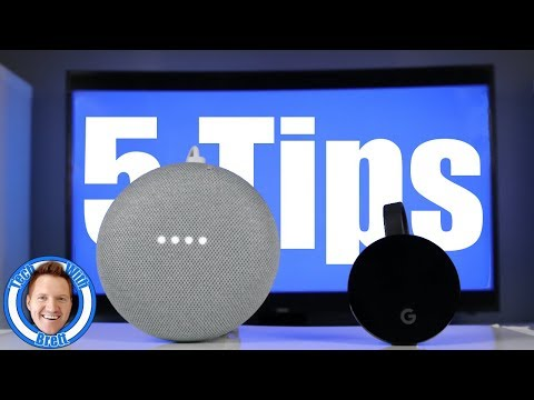 5 Advanced Tips for Google Home & Chromecast