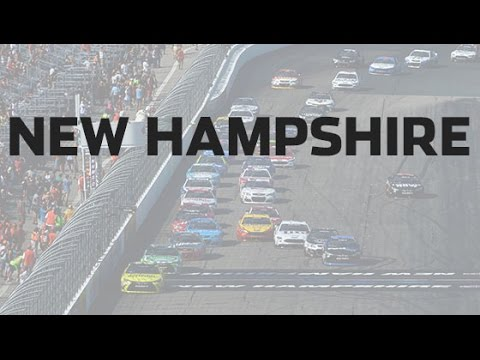 NASCAR Sprint Cup Series - Full Race - New Hampshire 301