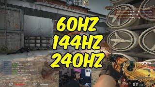 7 minutes, 58 seconds) 144Hz Vs 60Hz Video - PlayKindle org