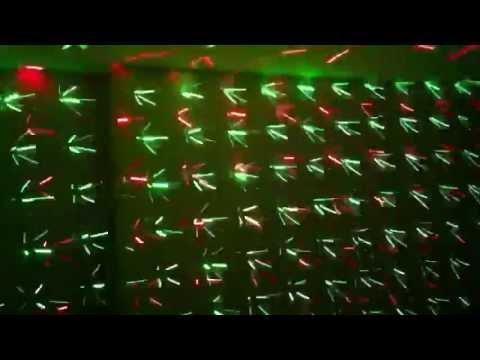 OEM Mini Laser Stage Lighting