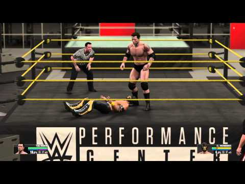 WWE 2K15 My Career Part 3