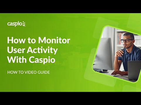 How to Track User Log Activity with Caspio