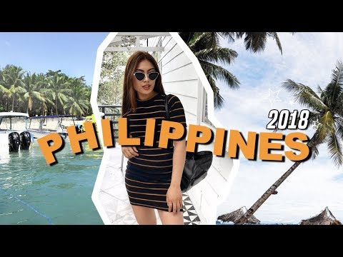 TRIP TO THE PHILIPPINES BAGUIO & BORACAY 2018 | VLOG 🌴