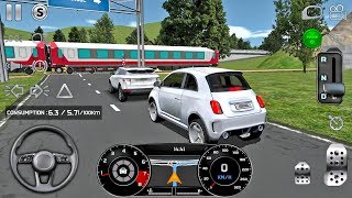 Real Driving Sim #7 Road to Prague! - Car Games Android gameplay