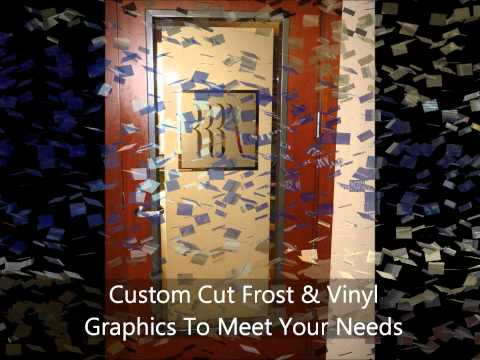 3M Frost, Dusted, Graphics