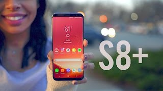 Samsung Galaxy S8+ Review & Unboxing!