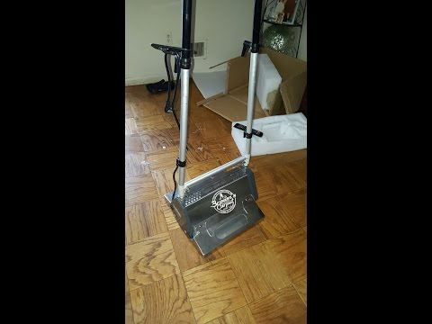 Amazing Results with CRB  Heavily Soiled carpet  carpet cleaning