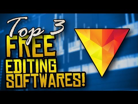 The Best FREE Video Editing Software 2018