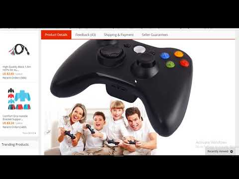 Top XBOX 360 Game Controller at Online store | cheap game controller