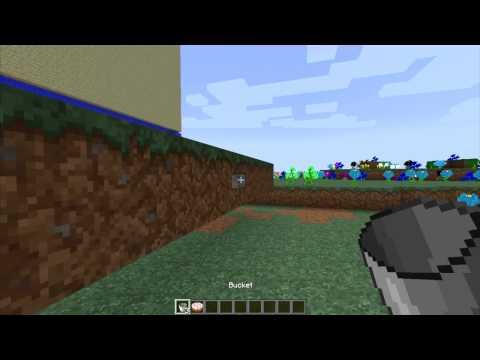 Cheap/fast/easy cake factory using botania [Minecraft]