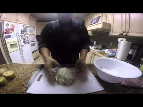How To Make Tapioca Noodles by Chef Vee Prasith