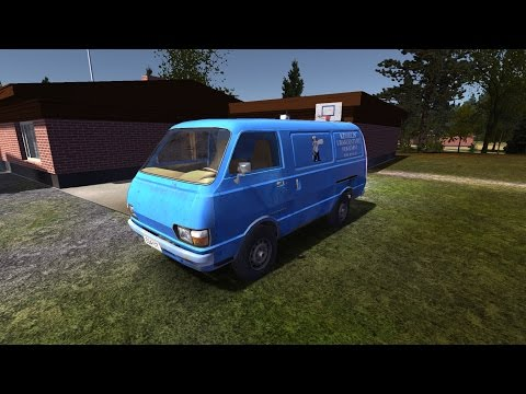MY SUMMER CAR: How to drive the Van | Beginner Tutorial