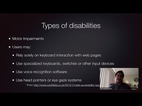 Web Accessibility Guidelines - How to Keep the Web Open and Accessible