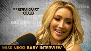 Miss Nikki Baby Interview With The Breakfast Club (9-13-16)
