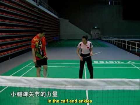 07-2 Complete Badminton Training - Build Explosive Speed into Your Badminton Footwork