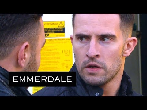 Emmerdale - Did Ross Just Admit to Murder?