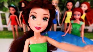 Princesas Charlie Con Disney ChallengeHistorias Muñecas EHW9D2I
