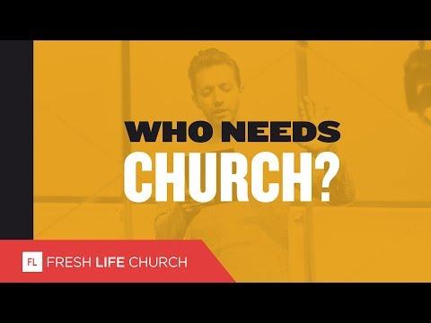 Who Needs Church? :: Pastor Levi Lusko