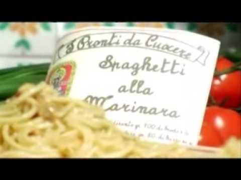 Italian gourmet food - easy cook meal