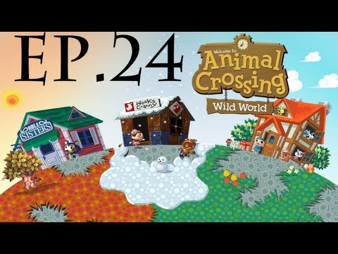 365 Days of Animal Crossing: Wild World -Day 24- Chill Day