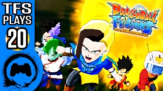 DRAGON BALL FUSIONS Part 20 - TFS Plays