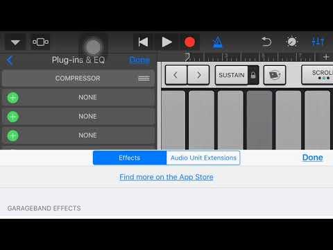 Making 808s Bang iusing Alchemy - Garageband for Iphone
