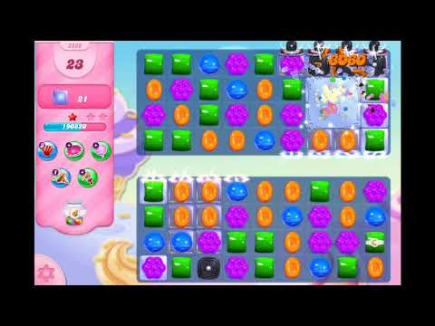 Candy Crush Saga - Level 2930 - No boosters ☆☆☆