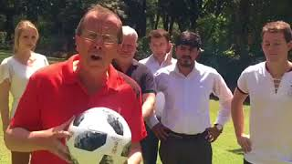 FIFA World Cup 2018 Football made in Sialkot Pakistan