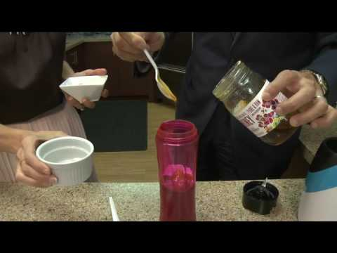 Valentine's Day Smoothies for the Heart and Libido
