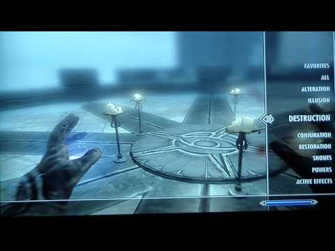 Skyrim | How to get master Conjuration spells