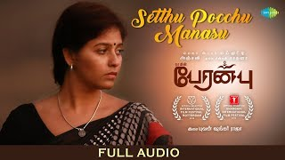 Setthu Pochu Manasu - Full Audio   Peranbu   Mammootty   Yuvan   Anjali   Ram   Sadhana   Madhu Iyer