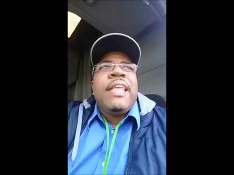 Manual or Automatic Semi truck driving