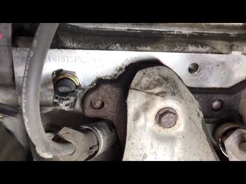 GMC and Chevrolet exhaust manifold leak fix Dorman clamp/bracket