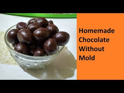 Homemade Chocolate Without Mold / No - 253