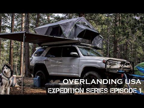 Weekend Warrior Series: Episode 1 - Monache Jeep Trail