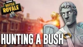 Goin Bush Hunting - Fortnite Battle Royale Gameplay - Ninja