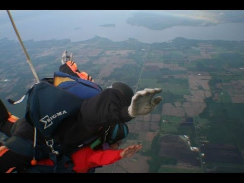 Skydive Toronto - My First Tandem Jump!