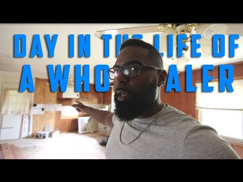 Day In A Life of A Wholesaler - Wholesaling Houses | Vlog 003
