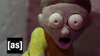 Rick and Morty The Non-Canonical Adventures: Poltergeist | Adult Swim