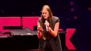 Beauty overcomes fear: Niia Bertino at TEDxOrangeCoast
