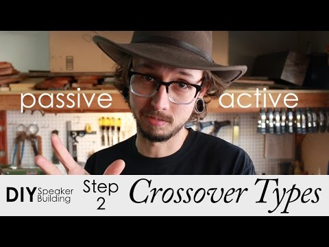 How To Pick A Crossover Type   Step 2   DIY Speaker Building
