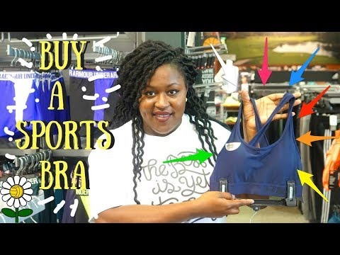 HOW TO BUY A SPORTS BRA FOR SCHOOL SPORTS!