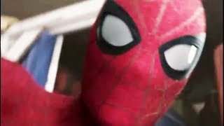 spidey Cam Spiderman Vlog Airport Fight Footage W More Scenes From Civil War