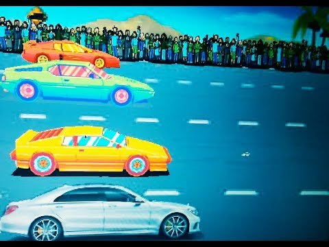 How i made a racing game using scratch. Q&A
