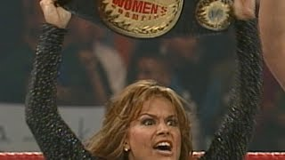 Ivory vs. Debra - WWE Women