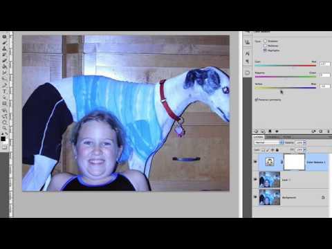 Shane Goldberg: How to Correct the White Balance in Photoshop CS5