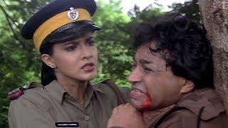 Shikha Swaroop Is A Brave Police Inspector - Lady Robinhood