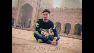 A DAY IN LAHORE.