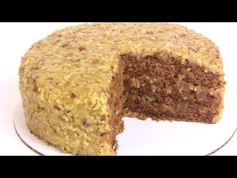 MY Old Fashioned German Chocolate Cake Recipe- STEP BY STEP |Cooking With Carolyn